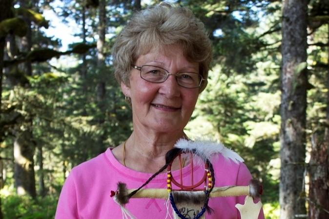 Susan Malutin (Afognak)