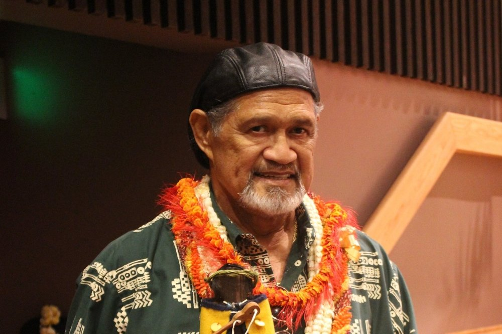 Cyril Lani Pahinui (Native Hawaiian)