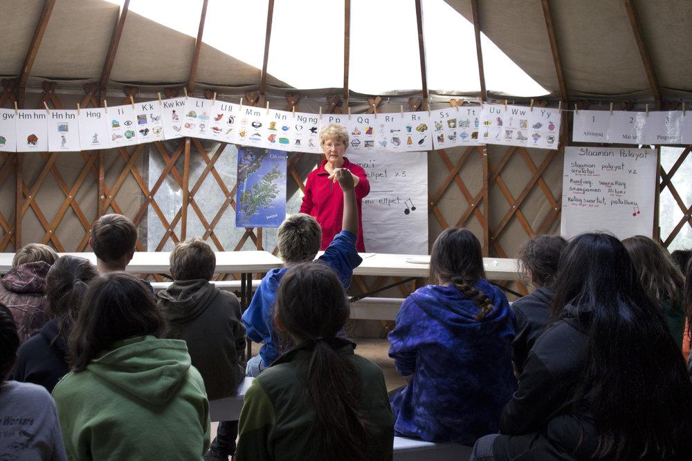 Susan Malutin Teaching Class