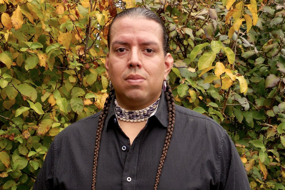 Jonathan James-Perry (Aquinnah Wampanoag)