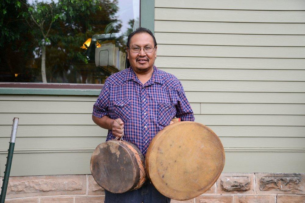 "Warren ""Guss"" Yellow Hair (Northern Cheyenne/Oglala Lakota)"