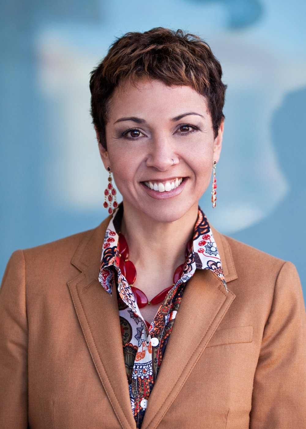 Tawney Brunsch (Oglala Lakota), Executive Director of Lakota Funds