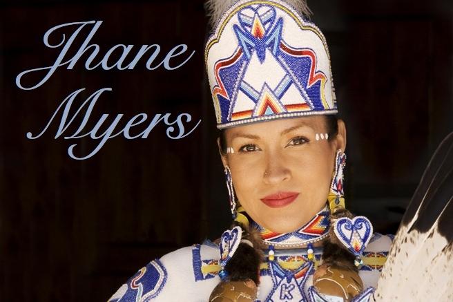Jhane Myers (Comanche/Blackfeet)