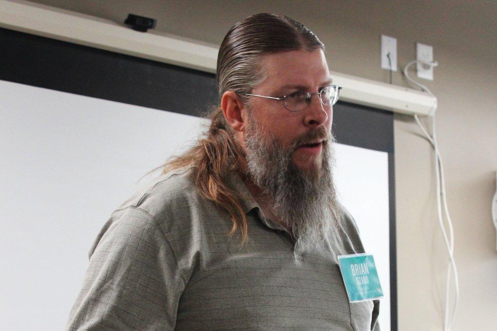 Brian Szabo (Sicangu Lakota)