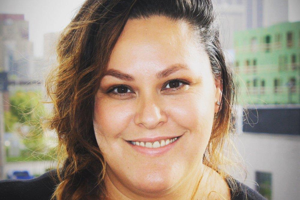 Tasha Abourezk (Mandan/Hidatsa)