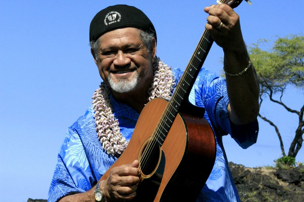 Cyril Pahinui (Native Hawaiian)