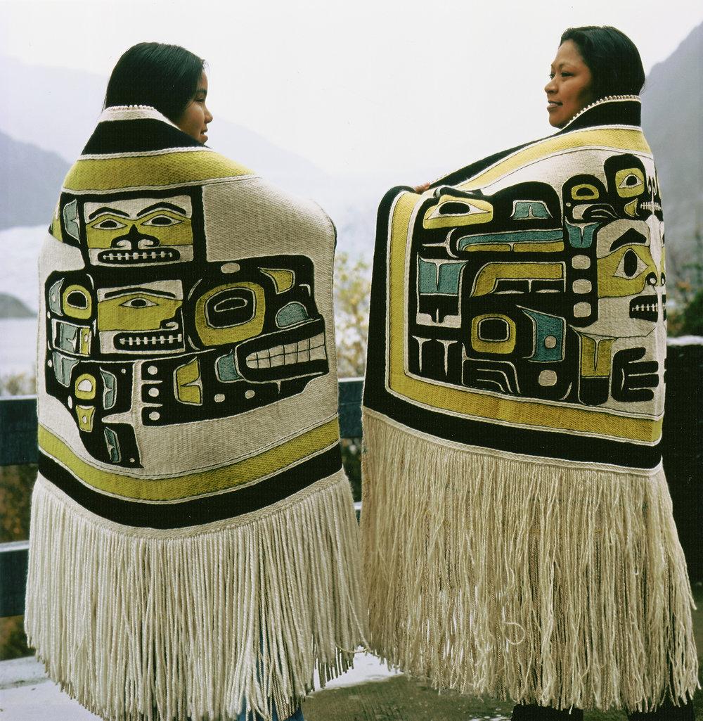 Anna Brown Ehlers (Tlingit). Image by Hulleah Tsinhnahjinnie (Seminole/Muskogee/Dine)