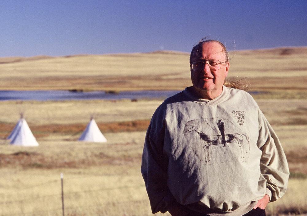 Darrell Norman (Blackfeet)