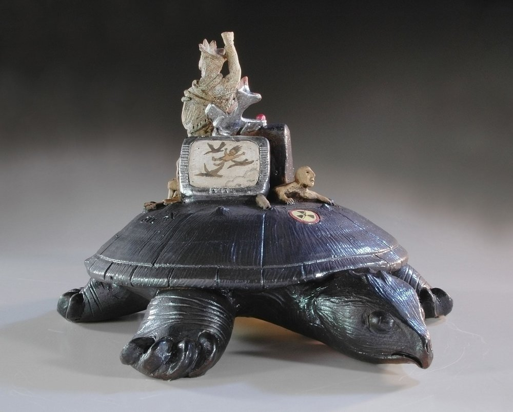 4-Peter_B_Jones_2004_Turtle_Island-Sky_Woman_Stoneware_10_x_16.jpg