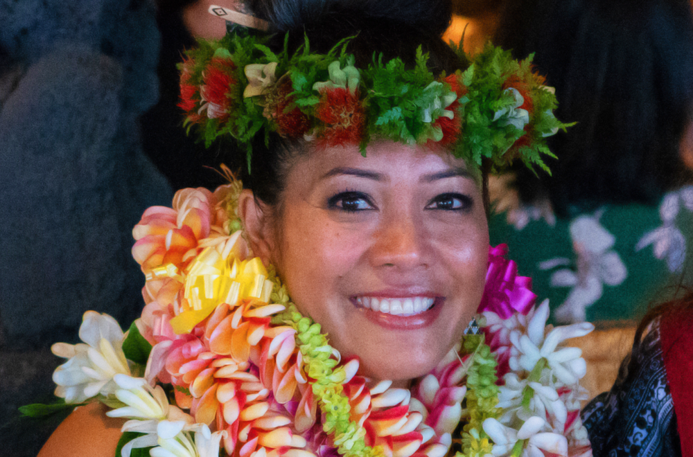 Kanoelani Davis (Native Hawaiian)