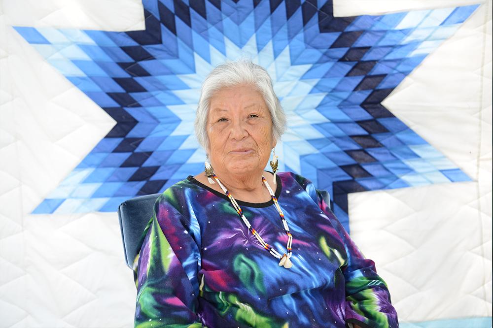 Norma Blacksmith (Oglala Lakota)