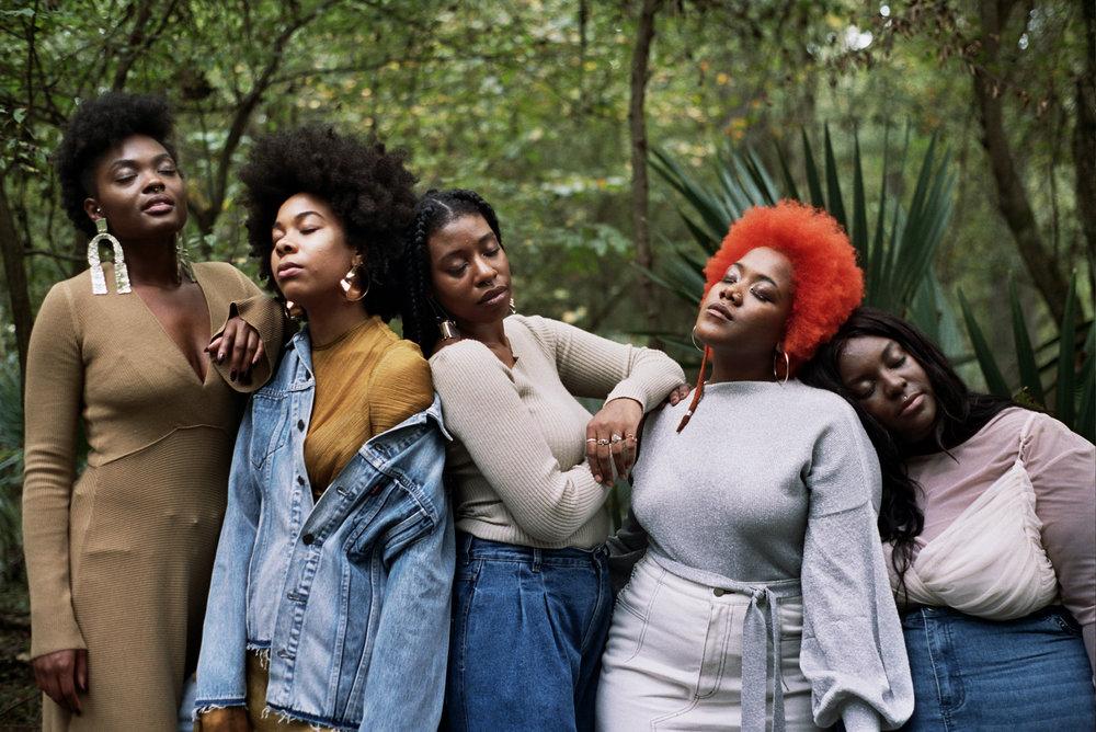 Black Girl Magik for Refinery 29