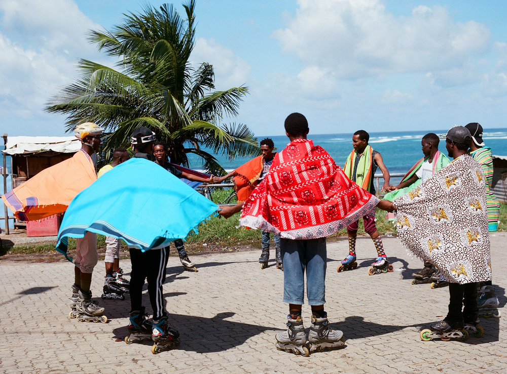 Mombasa Skaters in Kenya, 120mm