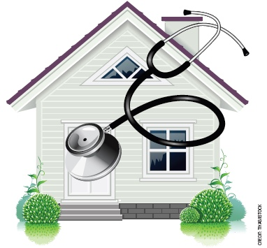 Home sick home.  Indoor air quality may not seem to be a key point to consider when designing a house, but it can be a crucial aspect for builders and home occupants—especially if they consider working with you again years later.