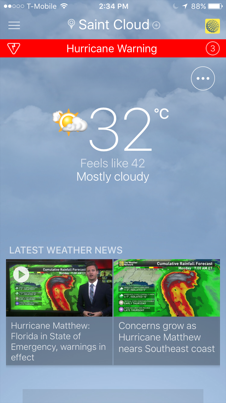 hurricanwarning