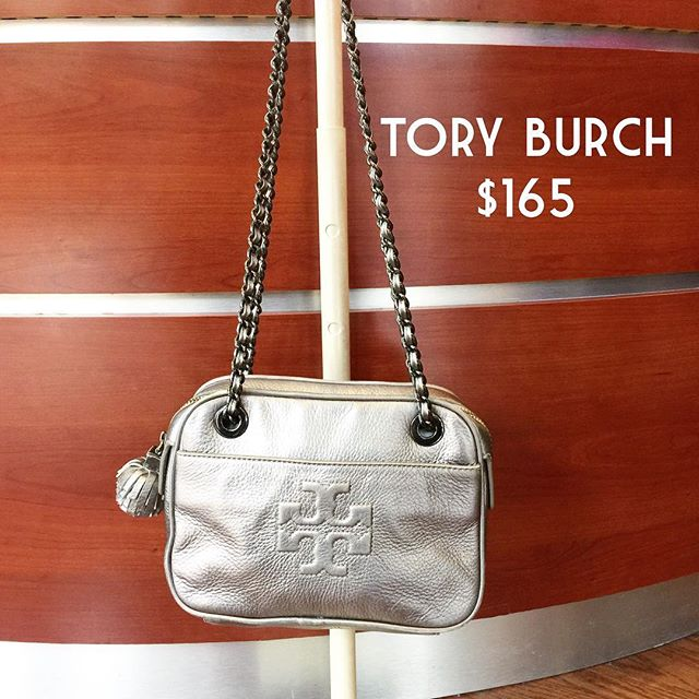 #toryburch #consignment #designer #handbag