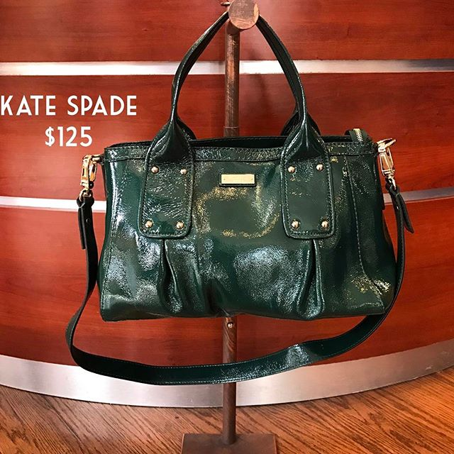 Kate Spade $125 #purse #fashionista #katespade #fairfaxcorner #purseforsale #chicenvy #consignment