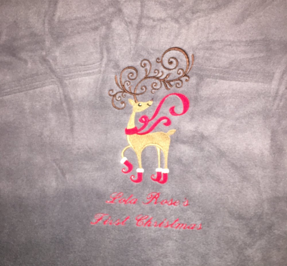 Embroidery by Trecy's Design