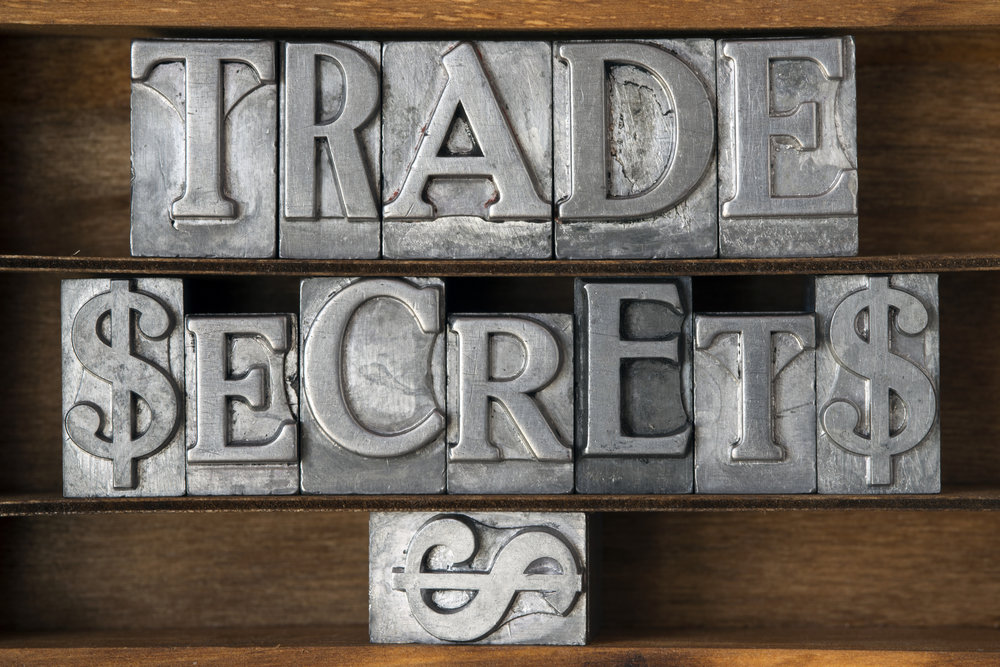 Trade Secrets - A trade secret is confidential business information which provides a company a competitive edge. Trade secrets may be manufacturing secrets or commercial secrets.