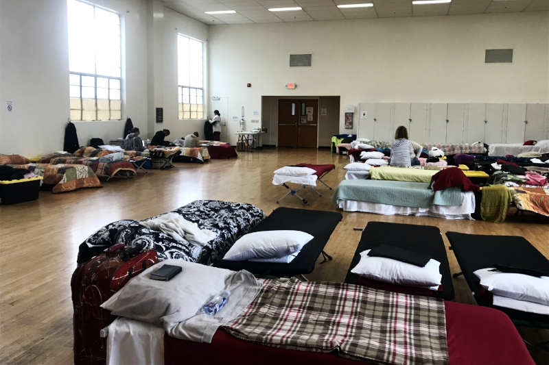WISEPlace women's shelter -