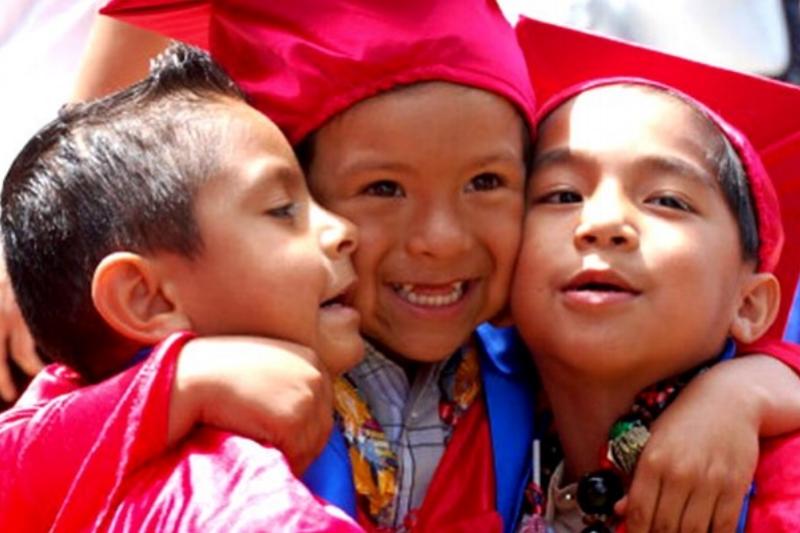 un mundo preschool -