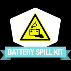 Battery Spill Kit