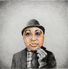 Mask 1 – Ethan Murrow, 2011