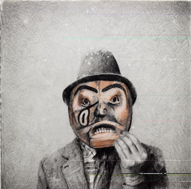 Mask 4 – Ethan Murrow, 2011
