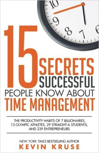 15 Secrets About Time Management