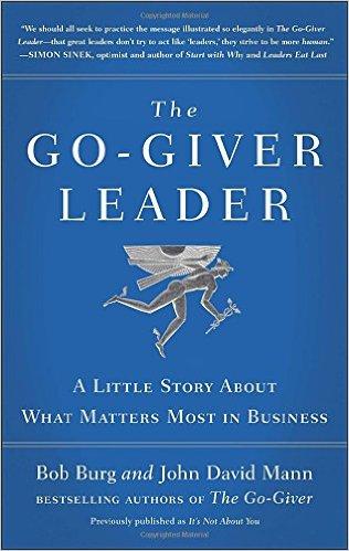 Go Giver Leader