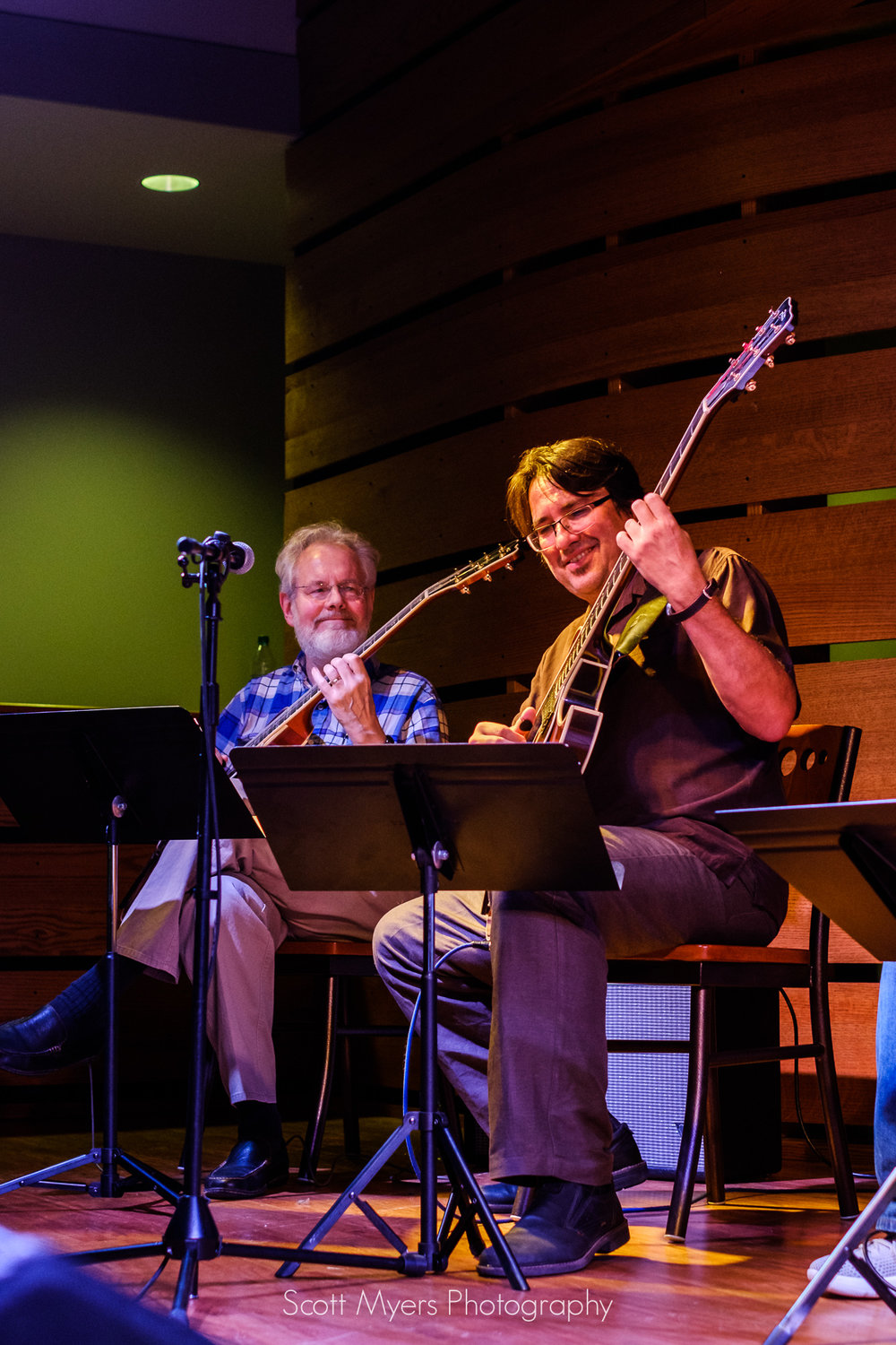 Steve Masakowski, Hank Mackie and the UNO Guitar Ensemble