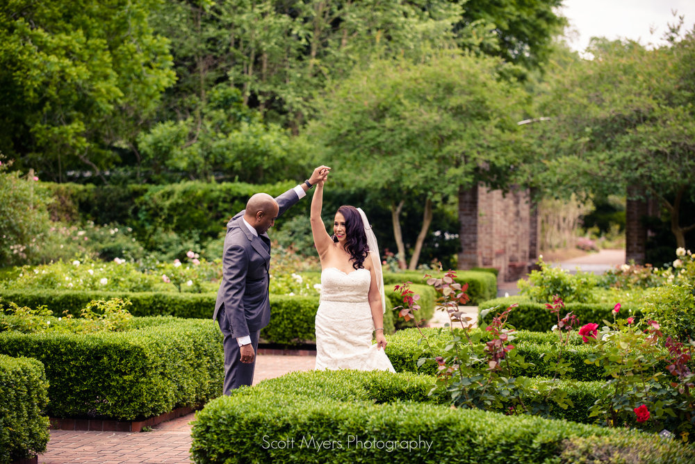 New Orleans City Park Wedding 4-23-17 — Scott Myers
