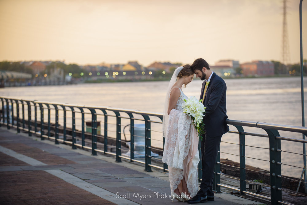 wedding portrait by Scott Myers, New Orleans, Louisiana