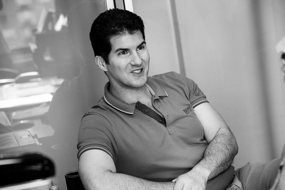 Tony Nation, President/Partner