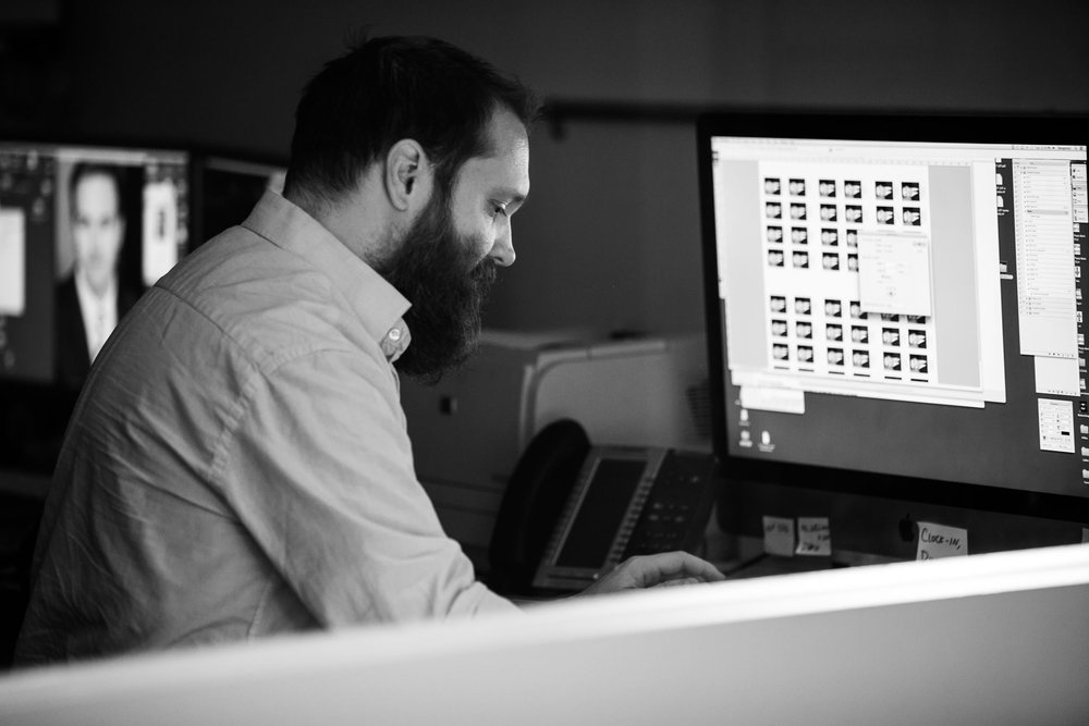 Dave Bushnell, Layout