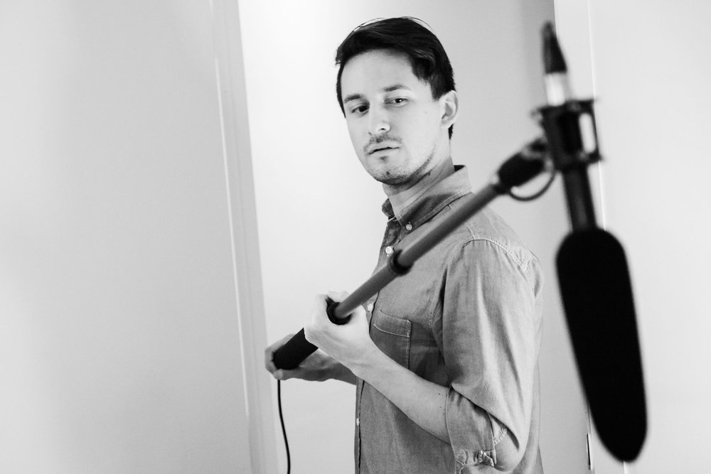 Mauricio Marcés, Production Coordinator