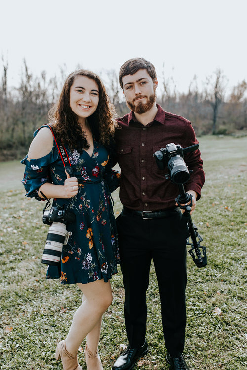 Wedding Photography & Videography Bundle - Beginning at $3600In partnership with Allison Griffith. Feel free to contact me for more information!