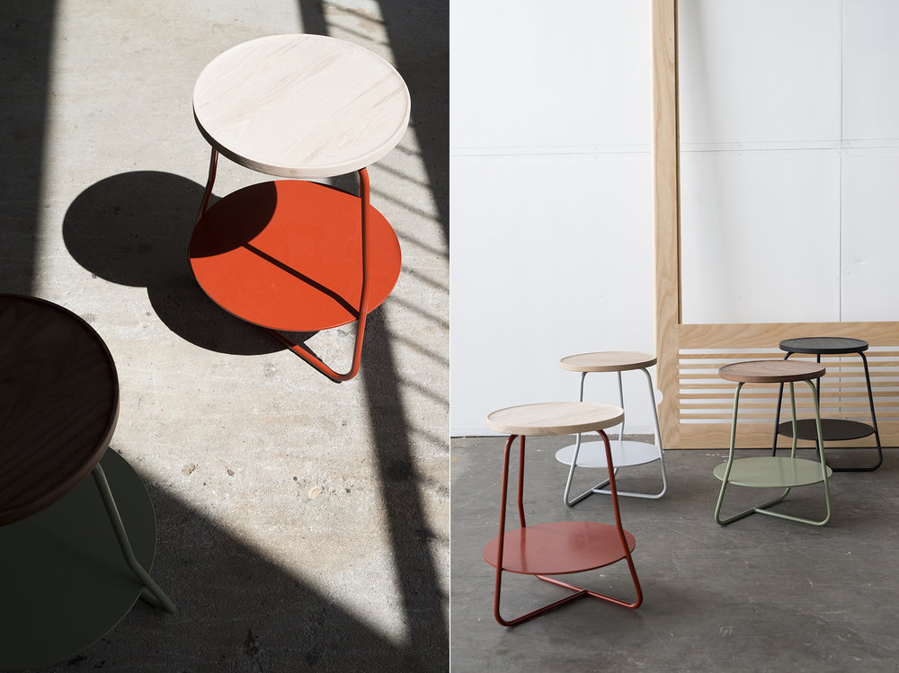 Recently added to the range, the  Lo Side Table  is a versatile, multi-purpose piece.