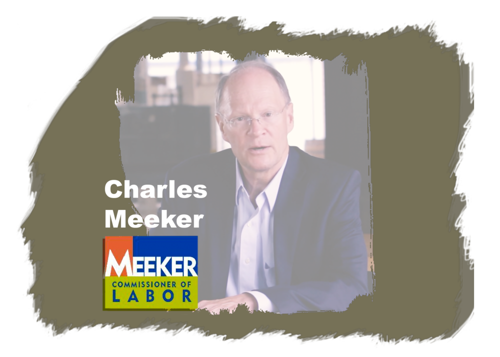 THE BACKGROUND: - Charles Meeker, former mayor of Raleigh, ran a campaign for NC Commissioner of Labor against the infamous incumbent Cherie Berry. A major aspect of his campaign was focusing on and supporting high growth industries such as craft breweries.