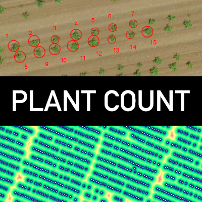 Develop plant counts and surveys in order to forecast and track row based crop yield.   - The Department of Plant Sciences at the Technical University of Munich present their findings on UAV mapping for maize plant counts.Learn more here