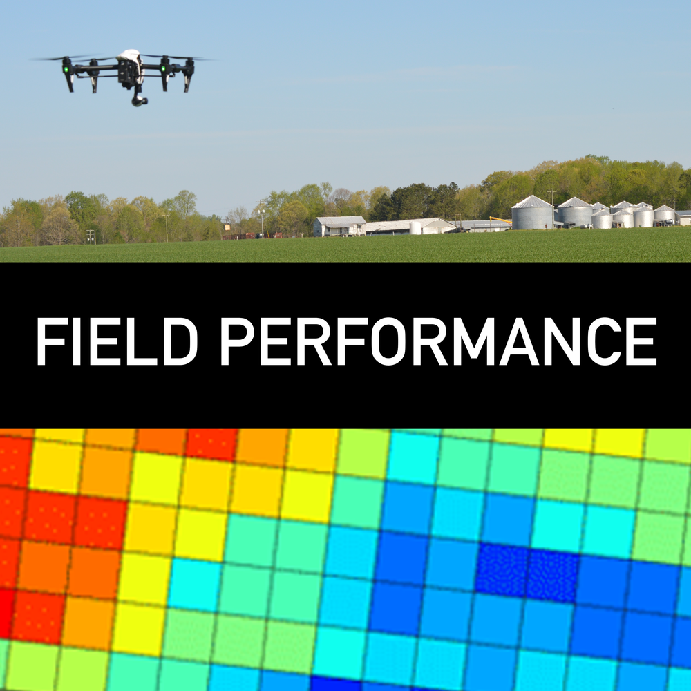 Determine areas of the field that are under performing  due to issues pertaining to nitrogen or irrigation. - Researchers at Kansas State University and University of Pisa discuss the potential of UAV mapping for nitrogen recommendations and increasing yields.Learn more here and here and here too.