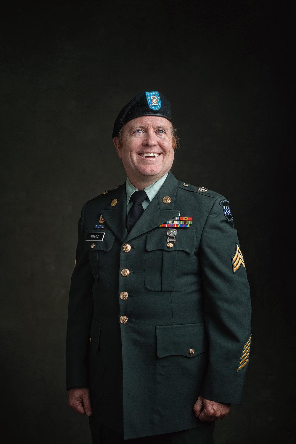 Sergeant David C. Neely