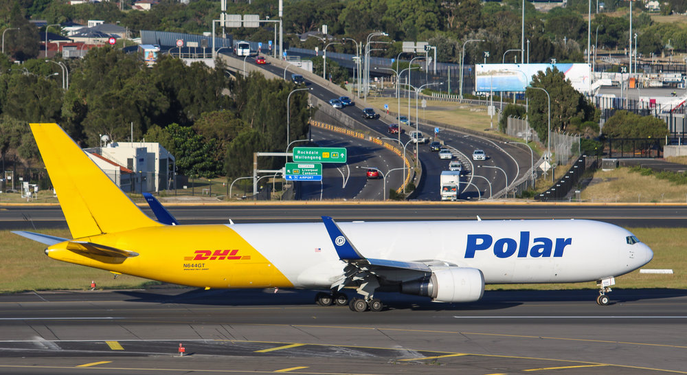 Polar Cargo N644GT as PO241 from Narita
