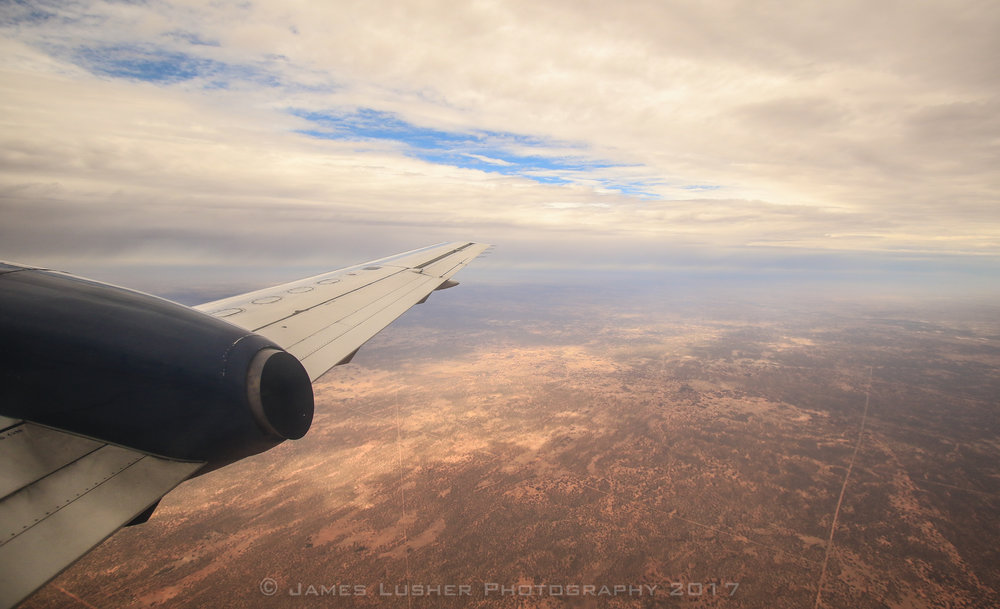 Central NSW from FL100