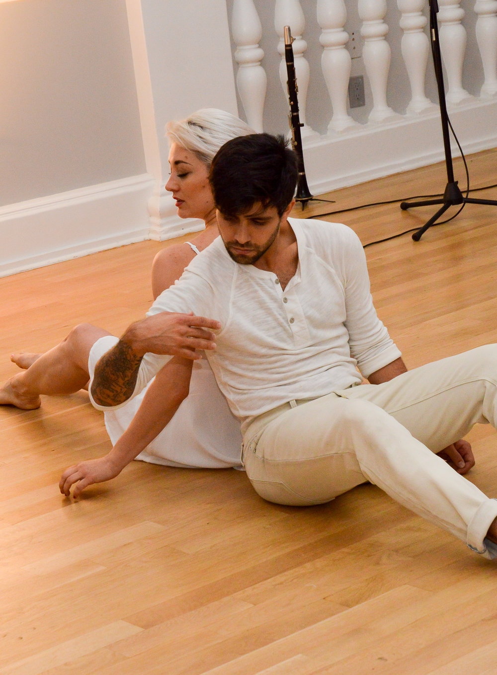 Diina Tamm & James Koroni - Performance 3