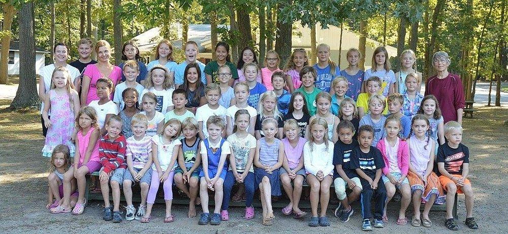 USA Idaranniku Lastekoor Laulurõõm
