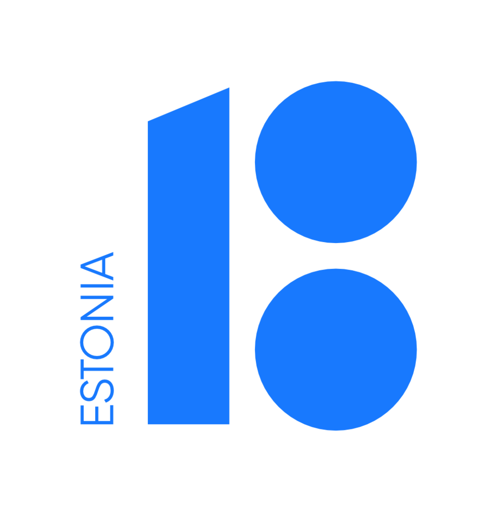 We celebrate Estonia 100 - The Republic of Estonia will celebrate its 100th anniversary on February 24, 2018.The centenary is marked from April 2017 to February 2020.