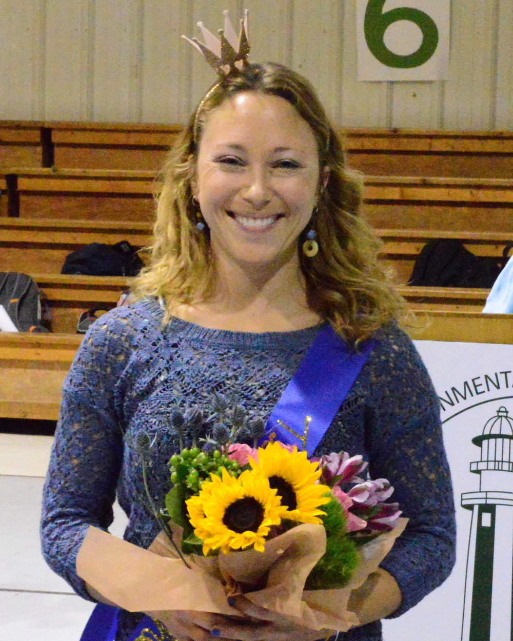Teacher of the Year - Ms. Blythe Brown