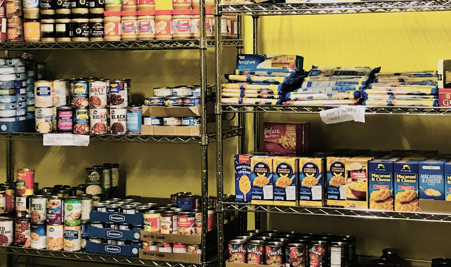 Food Pantry — Central Christian Church