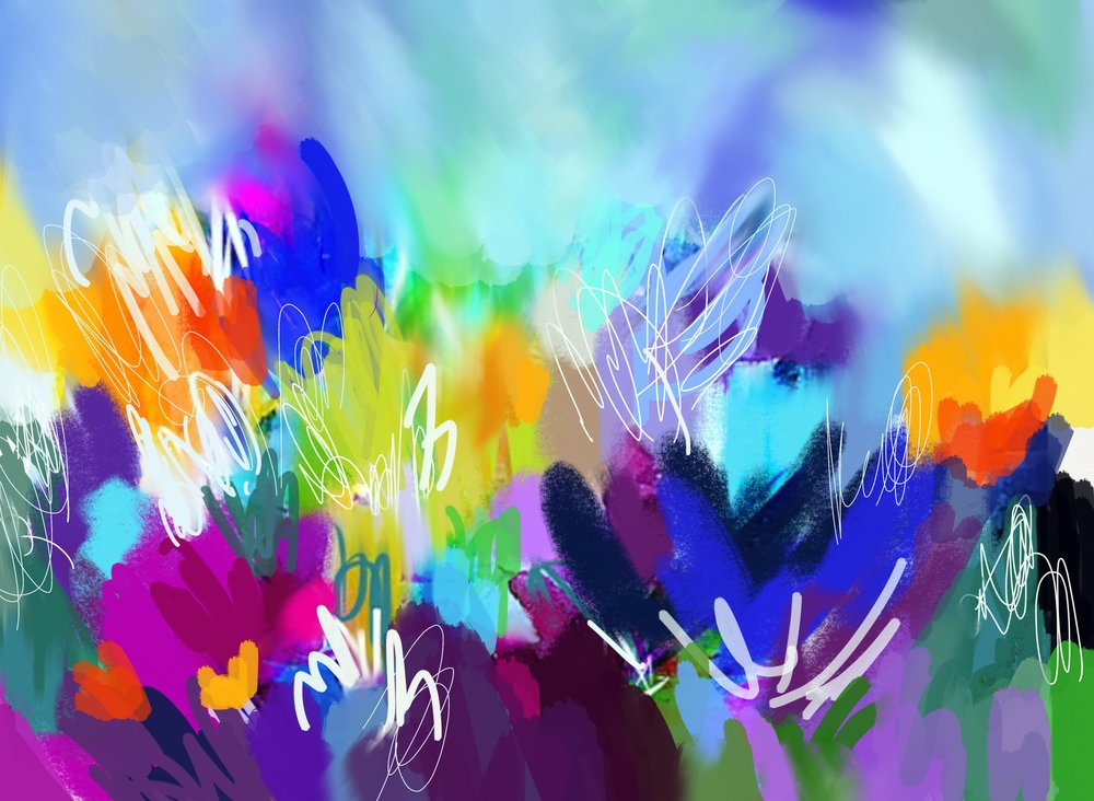 Latest Collection - Of Colorful, Expressive PaintingsFind   Your Favorite or Collaborate on Your Own!